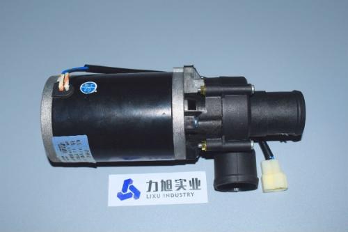 暖风水泵黑色-24V-口径38-宏业