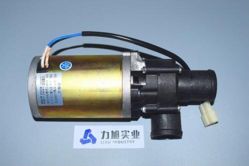 暖风水泵金色-24V-口径38-宏业